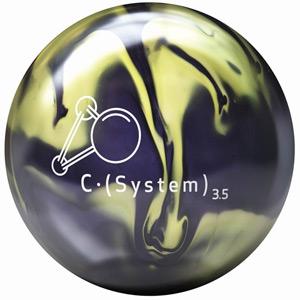 Brunswick C(System)3.5 Bowling Ball