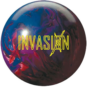 Storm Invasion Bowling Ball